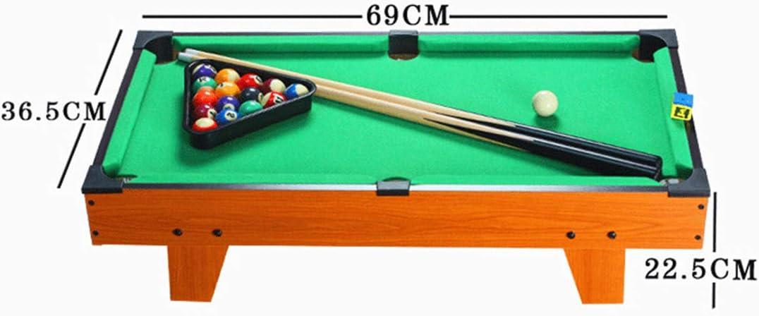 Zgifts Mini Mesa Pool Set-Billar portátil Juego Snooker Mesa Juguete Juegos Hombres Mujeres para niños Adultos Familia hogar Fiesta: Amazon.es: Deportes y aire libre