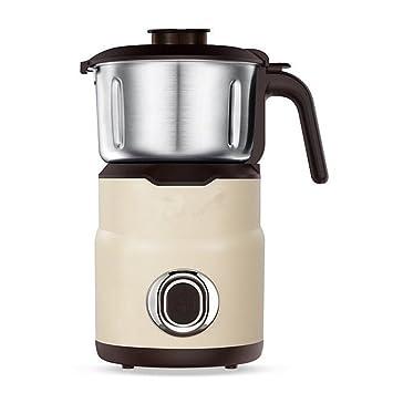 Molinillo De Café Máquina De Polvo Molinillo De Grano Extrafina Molinillo De Grano Molinillo De Hogar Molino Seco Pequeño Molino: Amazon.es: Hogar
