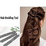 19 Pcs Hair Braiding Tool, DIY Hair Styling Tool