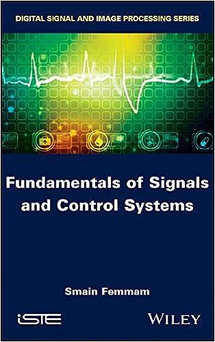 Resultado de imagen para Fundamentals of Signals and Control Systems