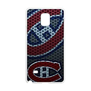 The NHL Montreal Canadiens Custom Case for SamSung Galaxy Note4.