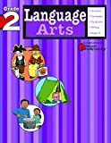 Language Arts: Grade 2 (Flash Kids Harcourt Family Learning)