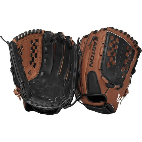 Easton A130237RHT Game Ready Youth Glove, Right Hand