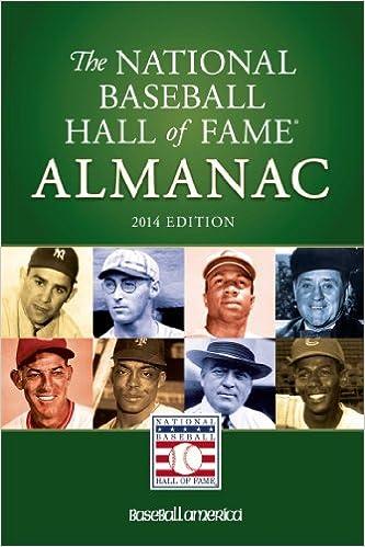 Book 2014 National Baseball Hall of Fame Almanac