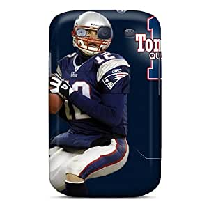 New New England Patriots Tpu Skin Case Compatible With Galaxy S3