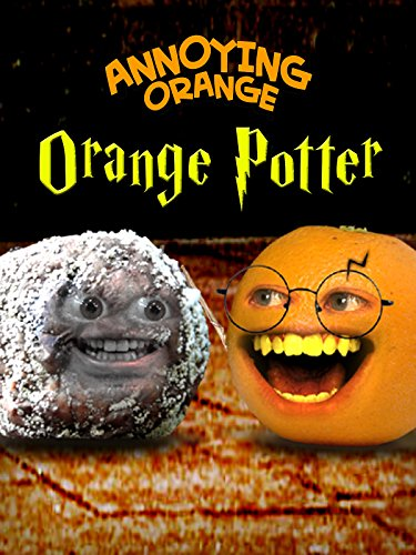 (Annoying Orange Potter and the Deathly Apple)
