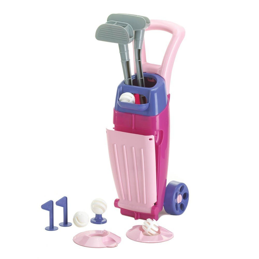 American Plastic Toys Junior Pro Girl's Golf Set
