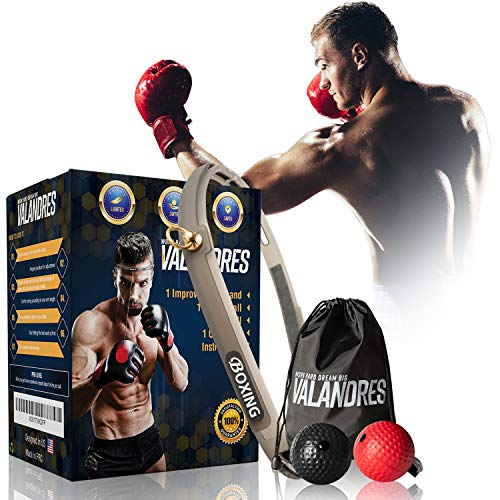 VALANDRES Boxing Reflex Ball Com...