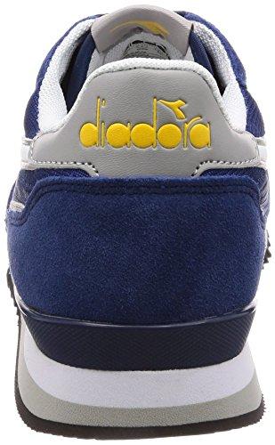 Per Sportive Blu grigio Scarpe Estate C6235 Uomo blu Malone Diadora Alluminio awHCq5