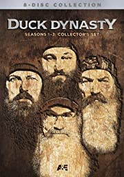 Duck Dynasty: Seasons 1-3 Collectors Set