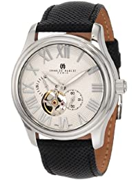 Charles-Hubert, Paris Men's 3894-W Premium Collection Stainless Steel Automatic Watch