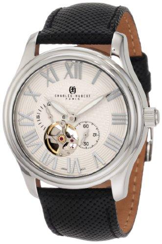 Charles-Hubert, Paris Men's 3894-W Premium Collection Stainless Steel Automatic Watch (Collection Premium Charles Hubert)