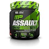 Musclepharm Assault Sport Nutrition Powder, Fruit Punch, 30 Count