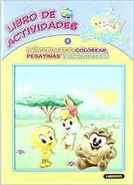 Baby Looney Tunes. Libro de actividades 1 Libro de