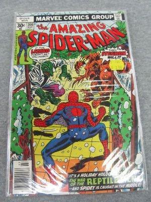 Amazing Spider-Man, No.166