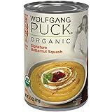 Wolfgang Puck Organic Soup, Signature Butternut Squash, 14.5 Ounce