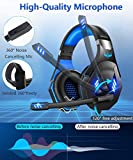 OVLENG Gaming Headset with Microphone for Xbox