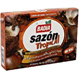 Badia Sazon Tropical (no MSG), 3.52-Ounce Boxes (Pack of 6)
