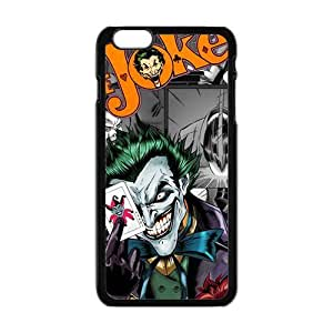 Happy Amusing joker Cell Phone Case for Iphone 6 Plus Kimberly Kurzendoerfer