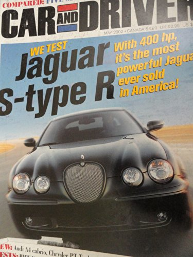 (2003 Jaguar S Type / Infiniti G35 / Honda Civic Hybrid / Volvo S60 Road Test)