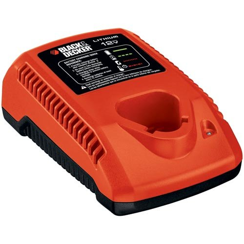 black and decker 12v max - 6