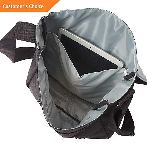 Sandover Bellino Crosstown Messenger 2 Colors Messenger Bag NEW Model LGGG 11323