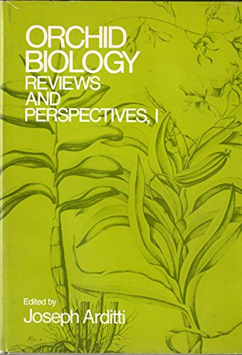 Orchid Biology: Reviews and Perspectives (Comstock Book)