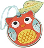 Kate Aspen Be Seeing You Luggage Tag, Owl (25)