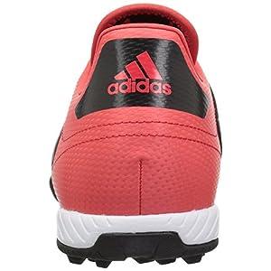 Adidas Men's Copa Tango 18.3 TF Soccer Shoe, Core Black/White/Real Coral, 10 M US