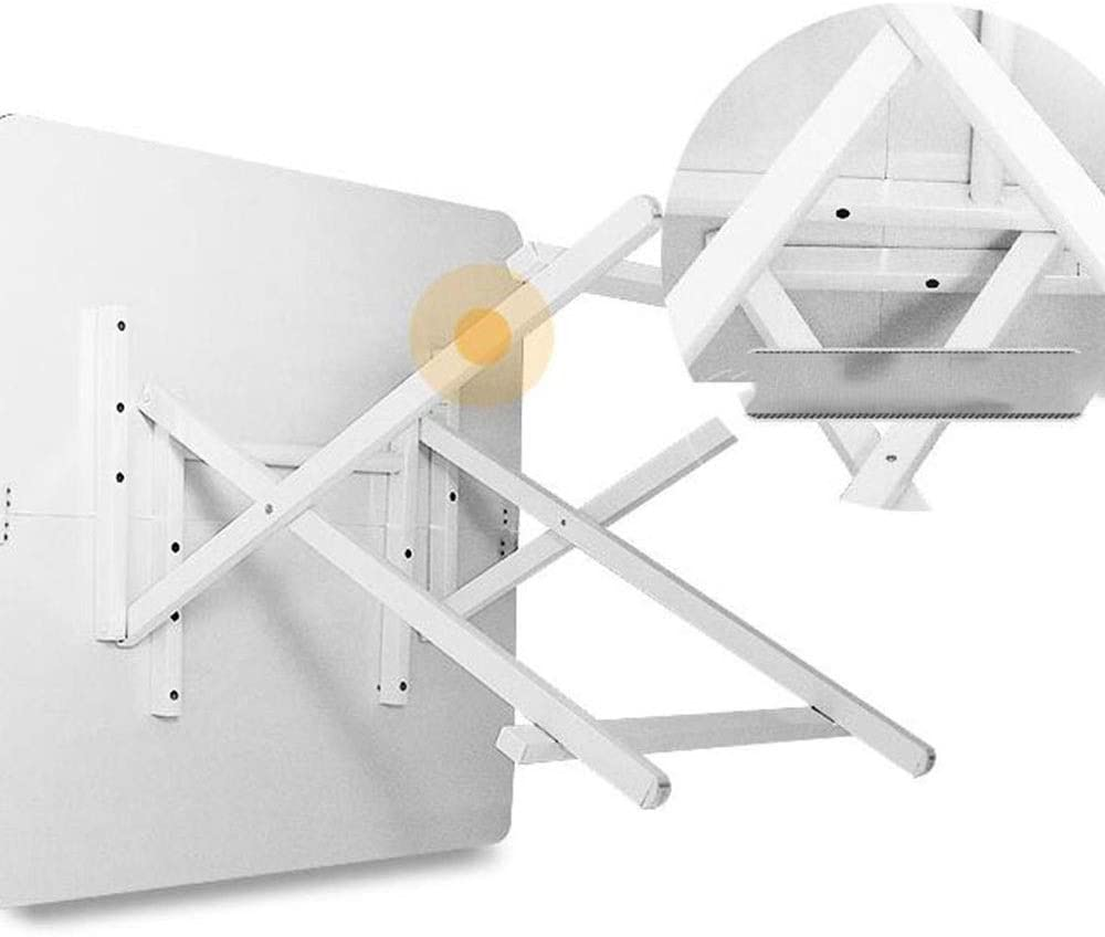 sogesfurniture Mesa Plegable Port/átil Picnic HP-152CZ-BH 152x71x74cm terraza Cocina Mesa de Pl/ástico Resistente jard/ín Ideal para Camping