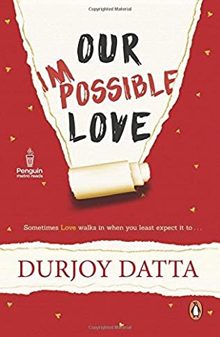 book cover of Our Impossible Love