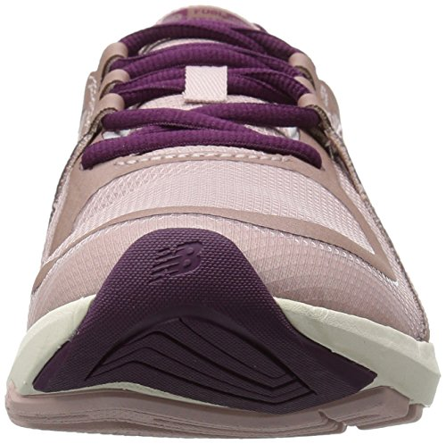 New Balance Dames 77v2 Cross-trainer Schoenen Zeezout / Vaalroze