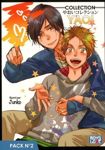 Pack boys love - partie 02 - 5 mangas livres - yaoi: Amazon.es ...