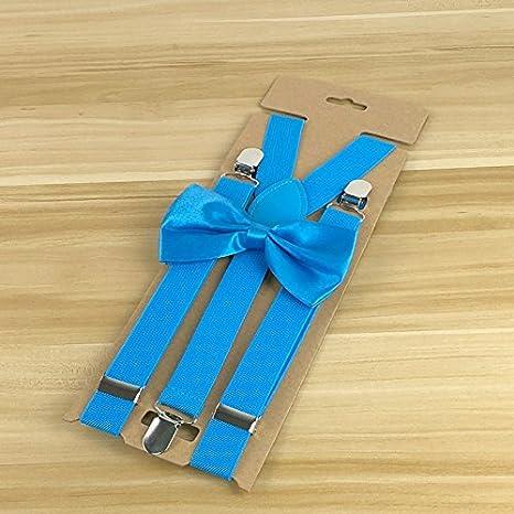 ottima vestibilità A basso prezzo più nuovo di vendita caldo LLZGPZBD Bretelle/Strap Adulto Donna Uomo Bretelle Papillon ...