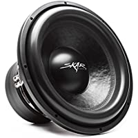 Skar Audio VXF-15 D2 15 3000 Watt Max Power Dual 2 Ohm Competition Car Subwoofer