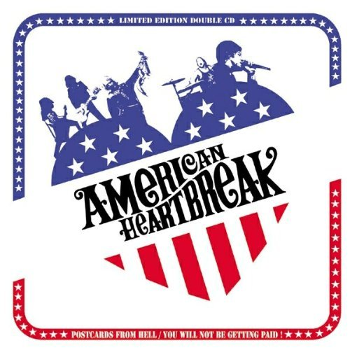 American Heartbreak-Postcards From Hell-You Will Not Be Getting Paid-LIMITED EDITION-2CD-FLAC-2004-DeVOiD Download