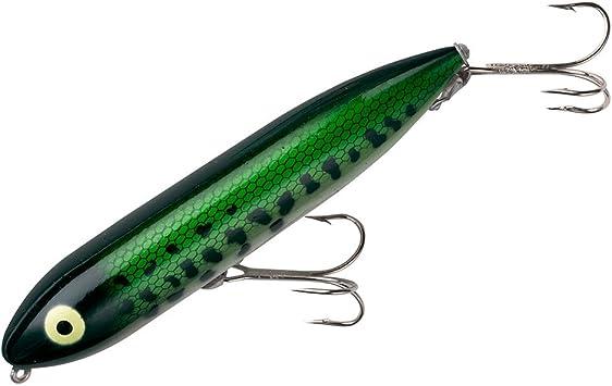 Heddon Zara Spook 3//4 oz Fishing Lure