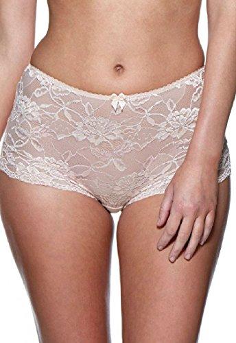 Charnos Rosalind 1165100 Deep Brief Knickers Underwear Brulee USXXX-Large