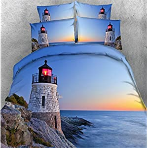 51t8dZKdPEL._SS300_ 100+ Nautical Duvet Covers and Nautical Coverlets For 2020