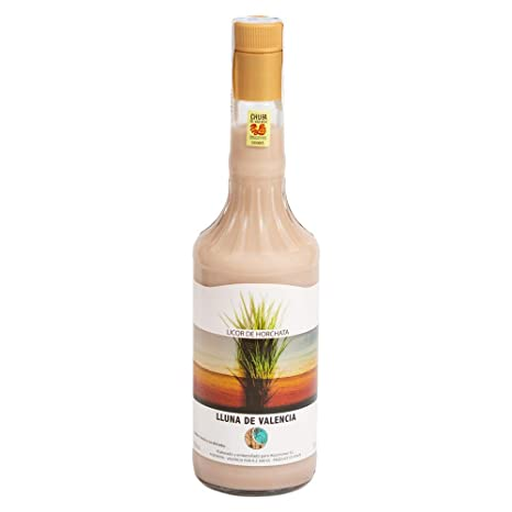 Licor de horchata botella 70cl (20%): Amazon.es: Alimentación y ...