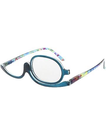 89d65e114d06b4 Lunettes de maquillage avec lunettes pliantes   Aide de maquillage à la mode    +2