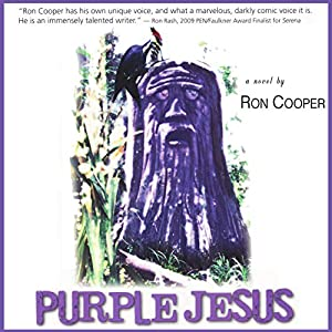 Purple Jesus: A Novel Audiobook