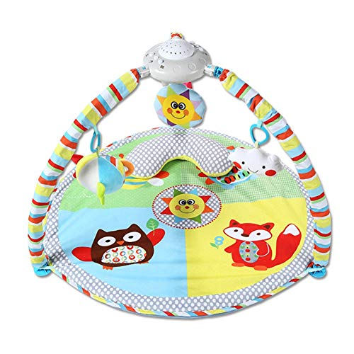 Baby Playmats Sun Animal Projector Baby Music Game Blanket Baby Play Mat for Children