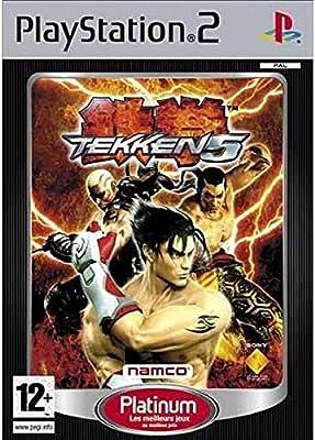 Sony Tekken 5 vídeo - Juego (PlayStation 2, Familia, T (Teen)): Amazon.es: Videojuegos