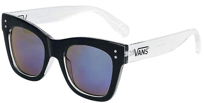 761b3de4b65a42 Vans Sunny Dazy Lunettes de soleil noir blanc bleu  Amazon.fr ...