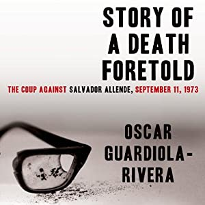 Story of a Death Foretold Audiobook