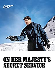 On Her Majesty\'s Secret Service