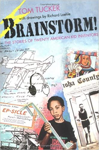 >INSTALL> Brainstorm!: The Stories Of Twenty American Kid Inventors. using nonmen services money stabbing History