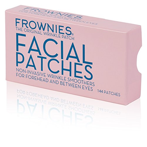 Frownies Forehead  Between Eyes 144 Patches