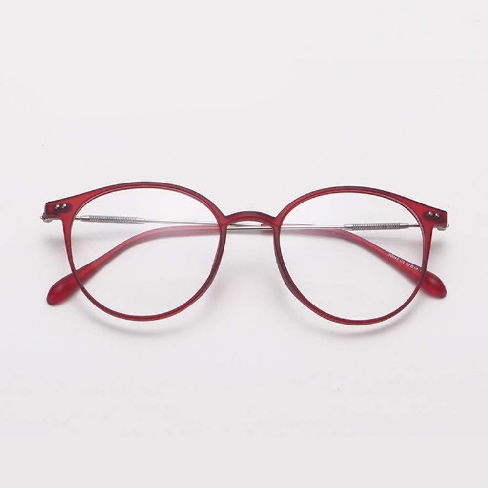 Gb Kk Eyes Anti-Blu-Ray Glasses Flat Mirror Without Degree Personality Retro Trend
